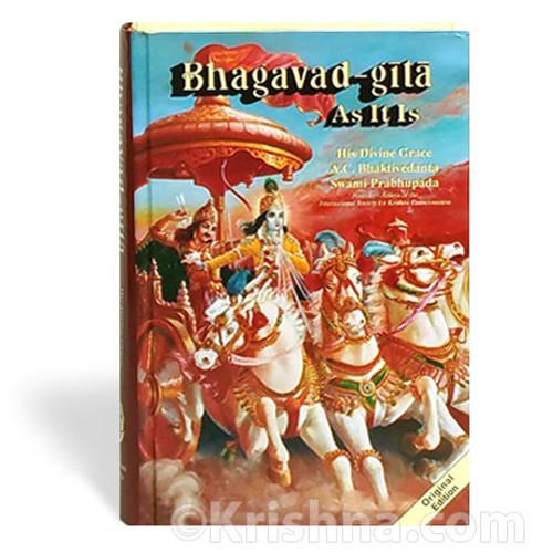 Bhagavad-gita As It Is, Reprinted 1972 Edition