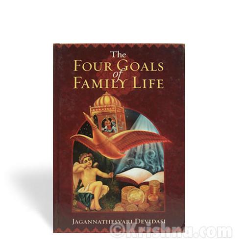 The Four Goals of Family Life, Softbound