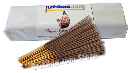 Vraja Prema Mix Incense, Large, 200-Stick Pack