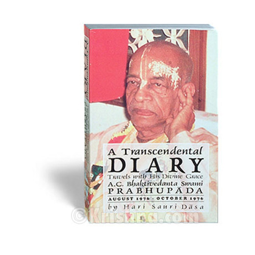 A Transcendental Diary, Volume 4, Softbound