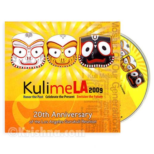 KulimeLA, Los Angeles 2009, DVD