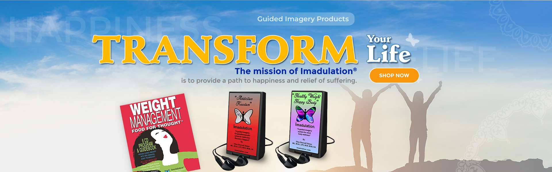 Imadulation Guided Imagery Audio