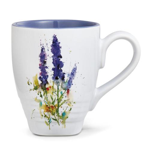 Lavender Mug, Dean Crouser