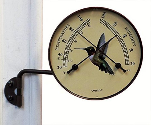 Comfortmeter with Hummingbird