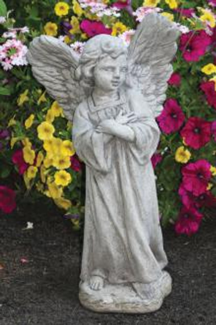Cherished Angel Statue