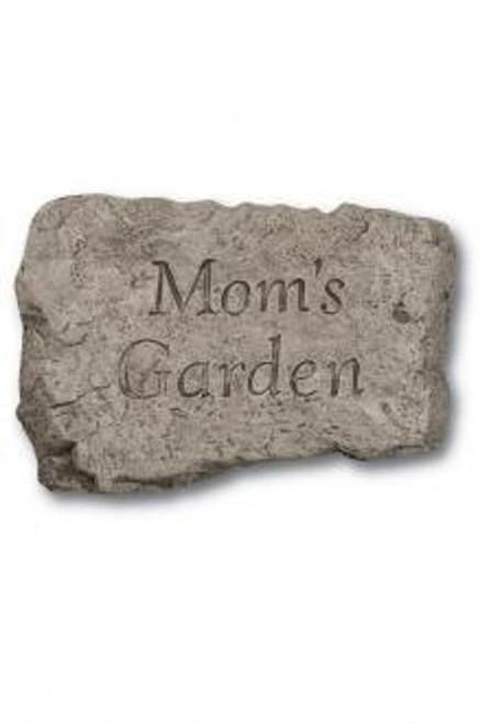 Stone, Mom's Garden