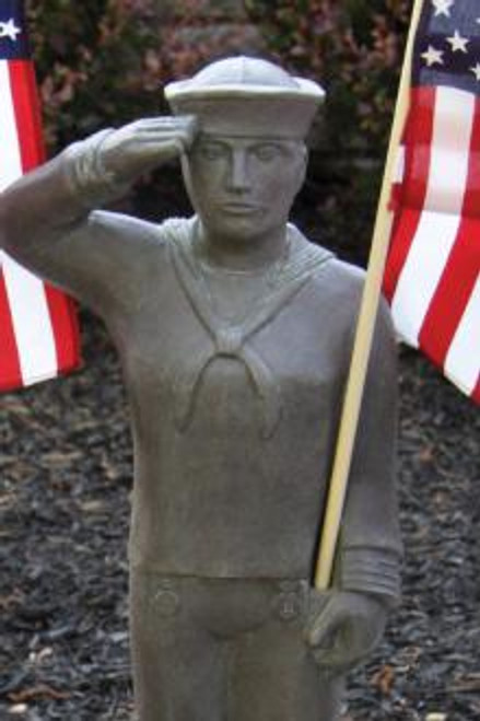 US NAVY Statue