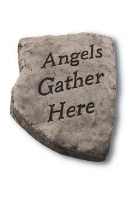 Stone, Angels Gather Here