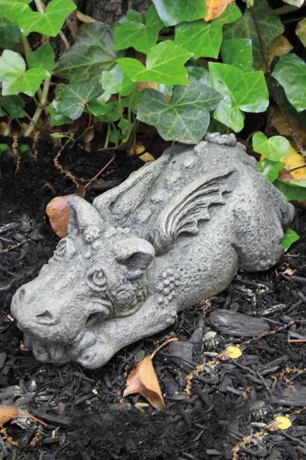 Little dragon Lady Bug Statue