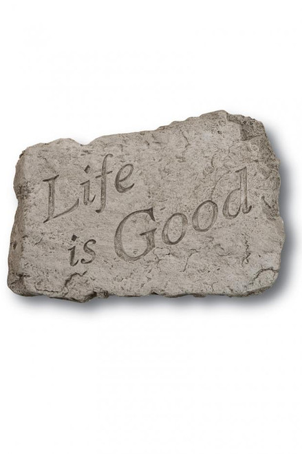 Life Is Good Stone
