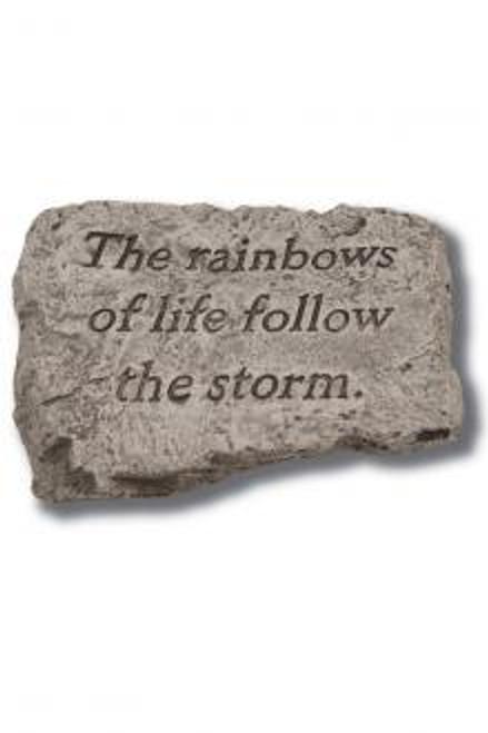 The Rainbows of Life Stone
