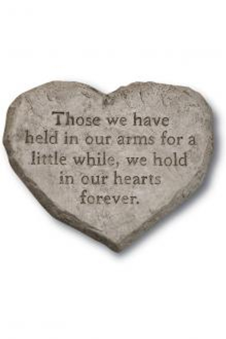 Heart Stone Those We Have Held