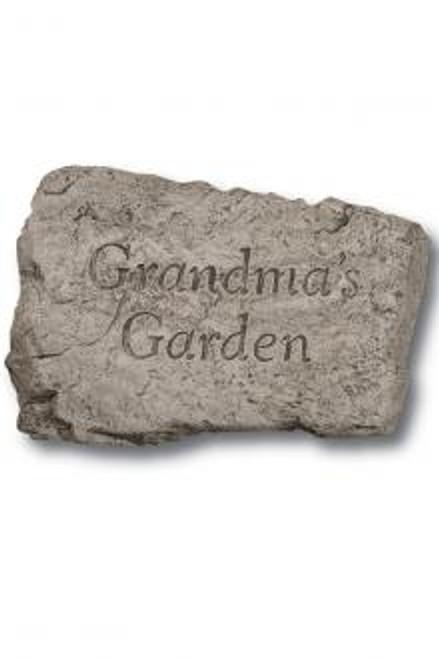 Grandma's Garden Stone