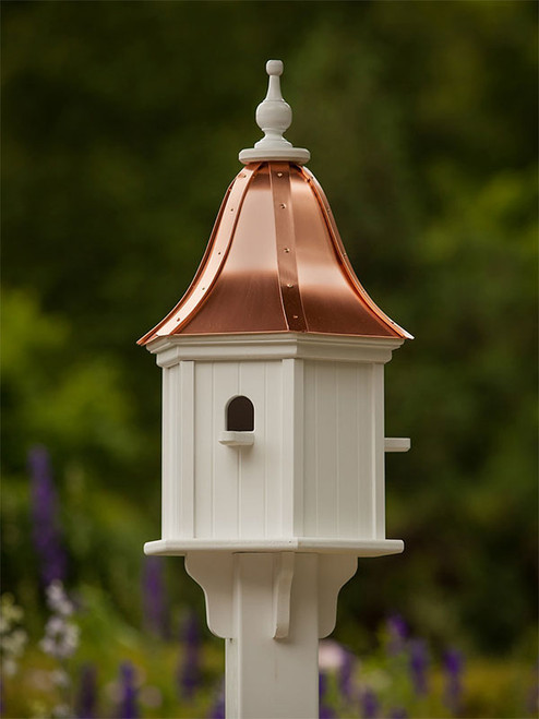 "12"" Birhouse with Perches"