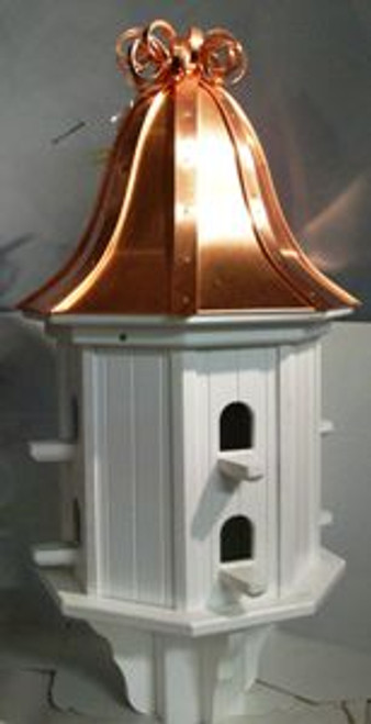 "14"" Songbird House with Perches"