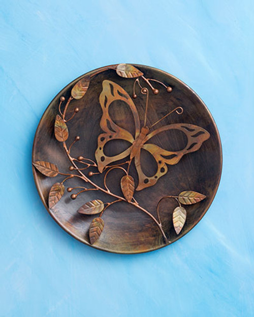 "12"" Butterfly Wall Disc"