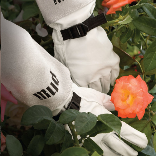 Mudd Glove Goatskin Gauntlet Womens M/L