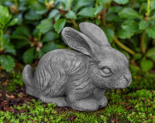 Cast Stone Bunny