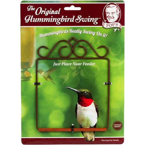 Hummingbird Swing - BROWN 23953