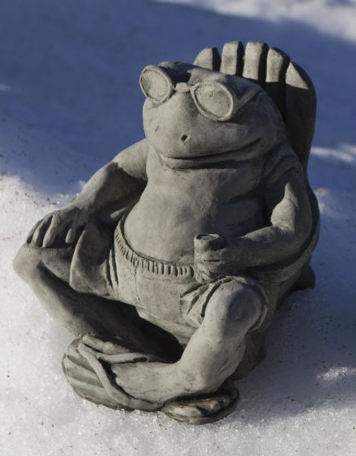 Bud On The Beach Statue