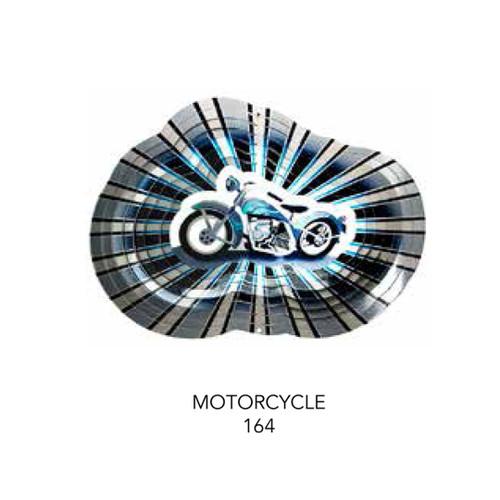 Motorcycle Wind Spinner