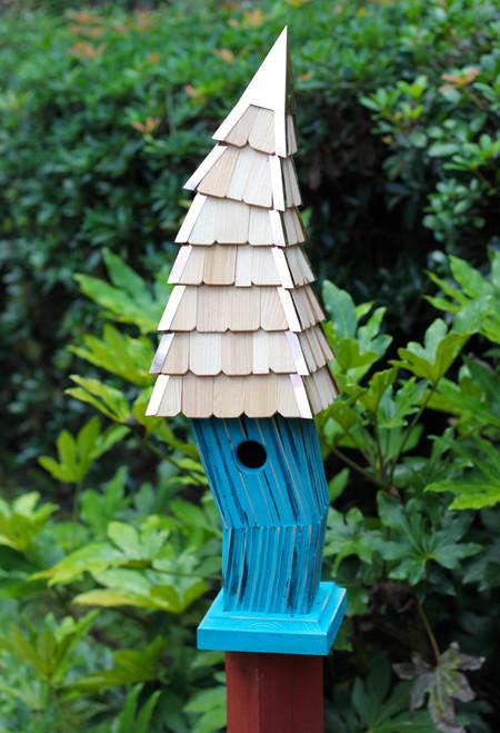 Birdiwampus Birdhouse