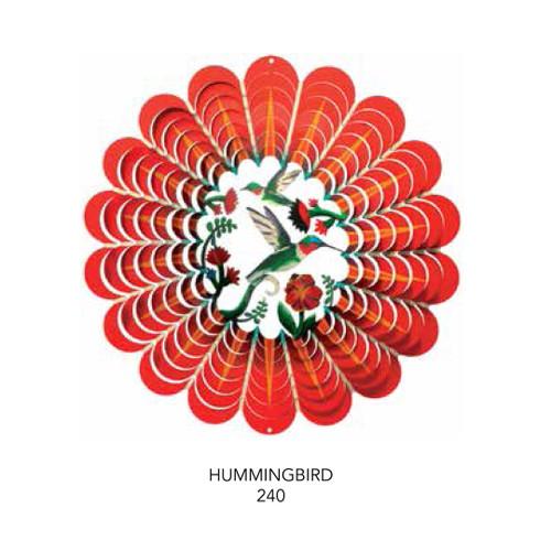 3 D Hummingbird Spinner