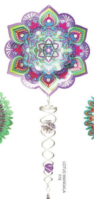 Lotus Mandala Spinner