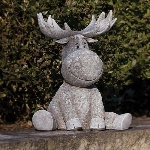 Pudgy Moose Figure