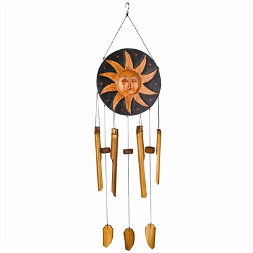 Celestrial Bamboo Wind Chime
