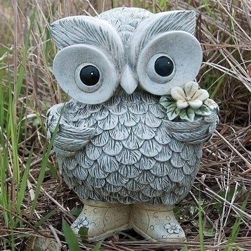 Owl in Rain Boots