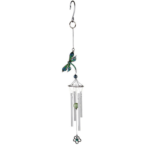Dragonfly Crystal Chime