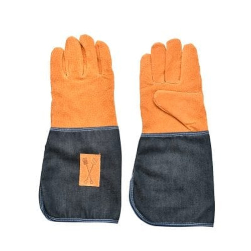 Denium Long Garden Glove
