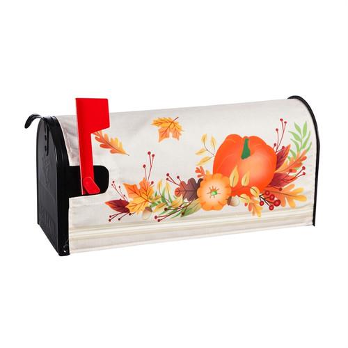 Autumn Garher Mailbox Cover