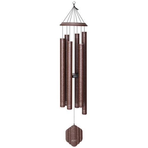 "59"" Arabesque® wind chime, Chocolate Diamond"