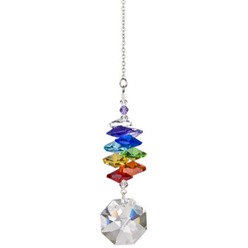 Octagon Crystal Cascade