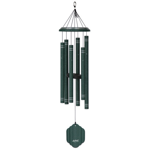 "Arabesque Chime 36"" Emerald"