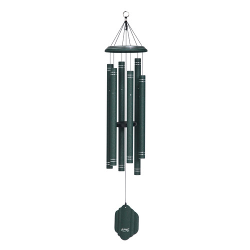 "Arabesque Chime 44"" Emerald"
