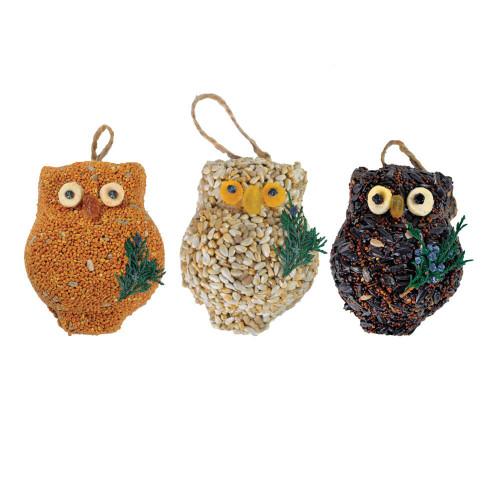 Olli The Owl treat