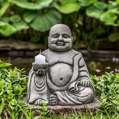 Abaca Buddha Statue By Campania