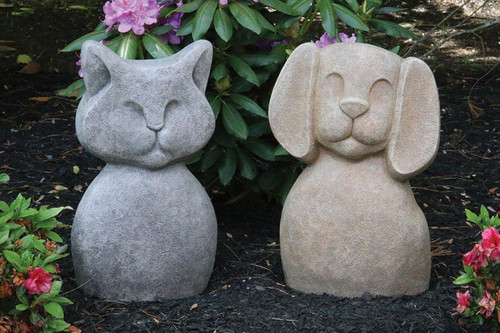Contemporay Cat Statue