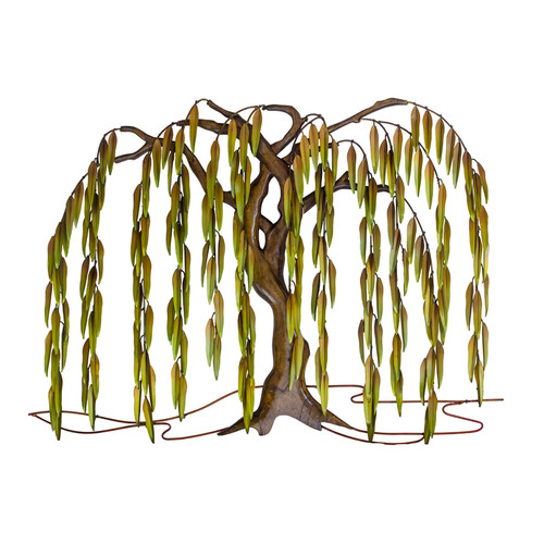 Autumn Willow Tree Wall Decor