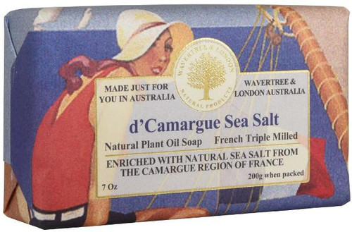 Australian Natural Soap d'Camargue Sea Salt