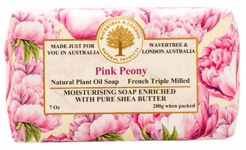 Australian Natural Soap Pink Peony