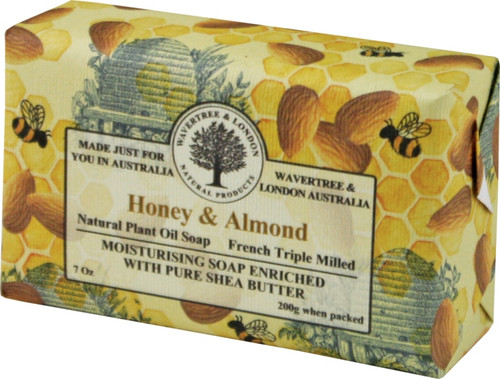 Australian Natural Soap Honey and Almond