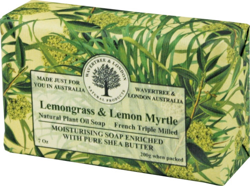 Australian Natural Soap Lemon Myrtle