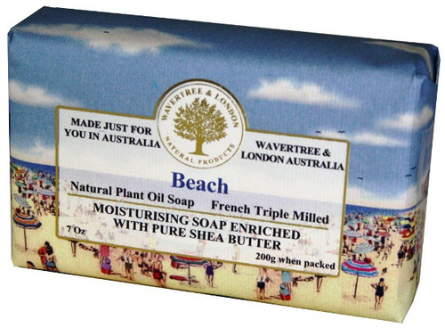 Australian Natural Soap Ocean Beach