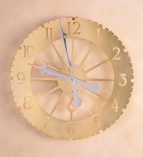 Jeffersonian Clock