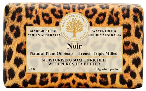 Australian Natural Noir Soap
