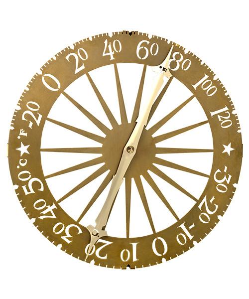 Jeffersonian Thermometer